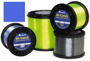 Momoi Hi-Catch Nylon Monofilament Line -Blue