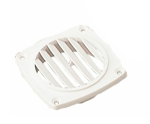 Sea-Dog Thru-Vent Polypropylene (337310) -White