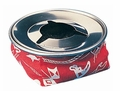 Sea-Dog Bean Bag Style Ashtray Blue/Red