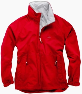 IN7J Inshore Sport Jacket: Silver - Navy - Charcoal - Red