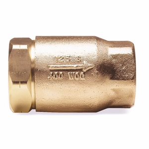 Apollo In-Line Bronze Check Valve