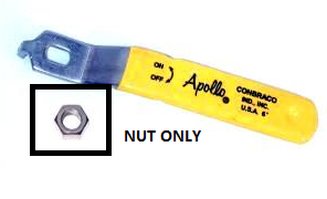 Apollo Nuts for Handles