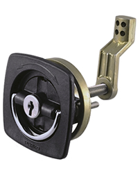 Perko Flush Lock with 2 Keys