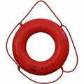 Cal-June Ring Buoy Orange 24""