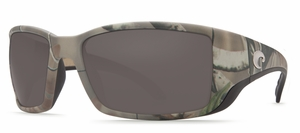 Costa 580P Blackfin Sunglasses: Camo / Gray Mfg#BL-23-OGP