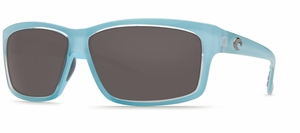Costa 580P Cut Sunglasses: Ocean / Gray Mfg#UT-41-OGP