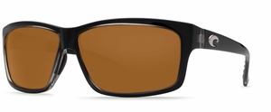 Costa 580P Cut Sunglasses: Squall / Amber Mfg#UT-47-OAP