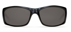 Costa 580G Jose Sunglasses: Black / Gray Mfg#JO-11-OGGLP