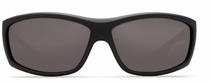Costa 580P Saltbreak Sunglasses: Black / Gray MFG#BK-11-OGP