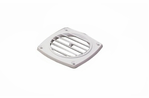 Sea-Dog Flush Thru-Vent (337316-1) -White