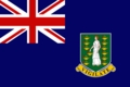 "12"" X 18"" British Virgin Islands Flag Nylon"
