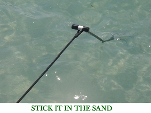 8 Foot Stick it Anchor Pin System