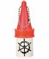 Whitecap Floating Key Buoy Mfg# S-5081P