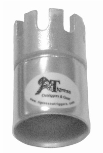 Tigress Rod Holder Extension Swivel Adapter Mfg# 88687