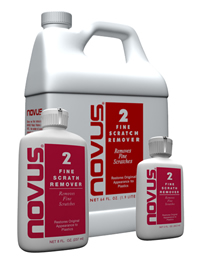 Novus Fine Scratch Remover (#2) 8oz. Mfg# 7030