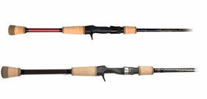 Temple Fork Outfitters Signature/Professional Series Spinning Rods