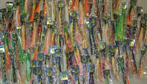 Pakula Lures Assorted Variety Packs of <B>10</B>    -BLOW OUT SALE-