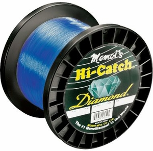 Momoi Hi-Catch Diamond Mono 1,000Yd. Spools -Blue