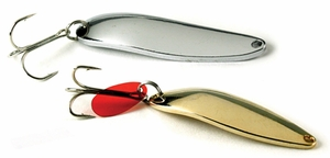 Sea Striker Silver / Gold Casting Spoons