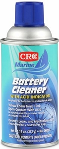 CRC Marine Battery Cleaner 06023 11WT OZ.