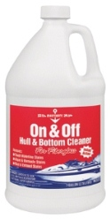 CRC On & Off Hull & Bottom Cleaner 1-Gallon MK20128