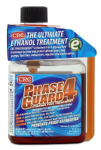 CRC Phaseguard 4 Ethanol Fuel Treatment 8FL OZ. 06141