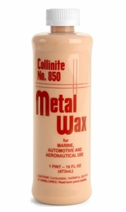 Collinite Metal Wax