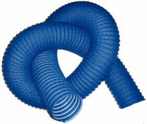 Trident Polyduct Blower Hoses -Blue Mfg# 481