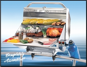 "Magma ""Catalina""™ Infrared, Gourmet Series Gas Grill Mfg# A10-1218LS"