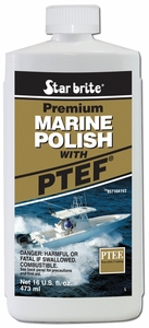 Star Brite Premium Marine Polish With PTEF 16 oz. Mfg# 085716PW