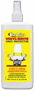 Star Brite Vinyl Brite Protectant 16oz. Mfg# 080316