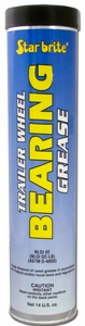 Star Brite Wheel Bearing Grease 3oz. (2-PACK) Mfg#026014