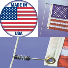 Du-Bro Flag Clips MFG#1500