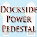 Dockside Power Pedestal
