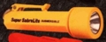 Yellow Super SabreLite Submersible Flashlight