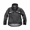 KB12J Keelboat Racer Jacket: Graphite - Silver