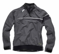 RC002 Waterproof Race Smock: Graphite - Silver