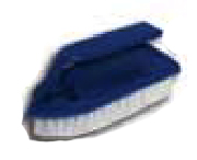 SM Arnold Plastic Handled Scrub Brush - 85-624
