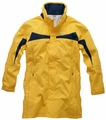 IN31JL Inshore Lite Long Jacket: Yellow