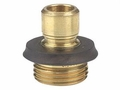 Male Brass Coupler Quick Disconnect #09QCM