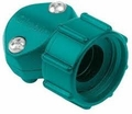 "Female Nylon Coupler #05F 7/16""-9/16"""