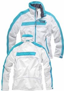1051W Women's Spinnaker Jacket: White - Loganberry