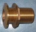 Groco Bronze Thru-Hull 1in
