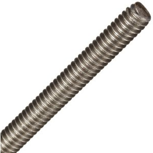 Handi-Man Marine S&J 18-8 S.S Threaded Rods (3Ft-Lengths)