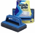 3M Blue Floor Scrubber - 7722