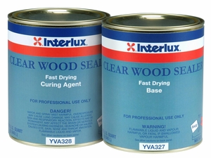 Interlux Clear Sealer 2-Part - MFG#YVA328 - Hardner