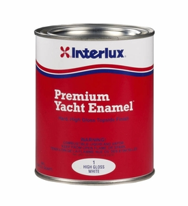 Interlux High Intensity #1 Gloss Top Coat - MFG#1G - White