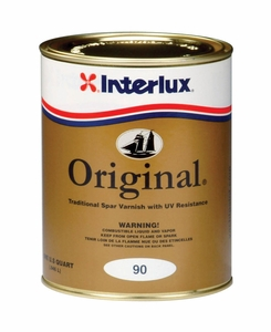 Interlux Original Yacht Varnish - MFG#90Q