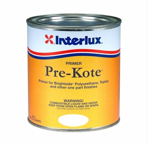 Interlux Pre-Kote Primer - MFG#4279 - White