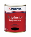Interlux Brightside Polyurethane Topside Paint - MFG# 4258 - Black